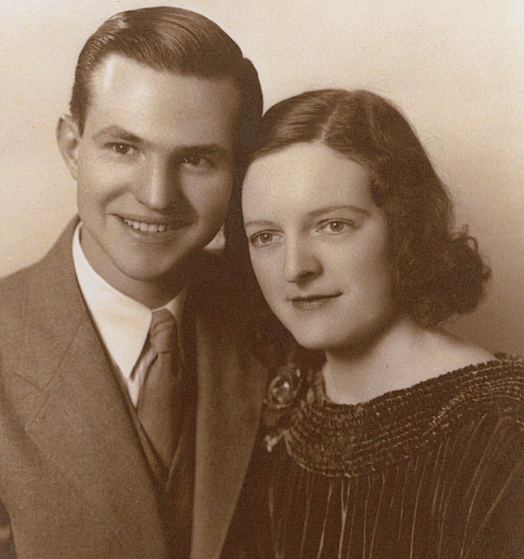 Flower and Lawrence Newhouse, 1934